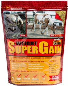 horse weight gainer