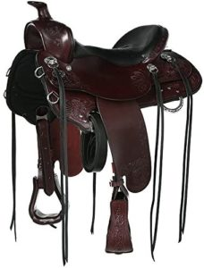 Tucker Horizon Wide Tree Trail Saddle