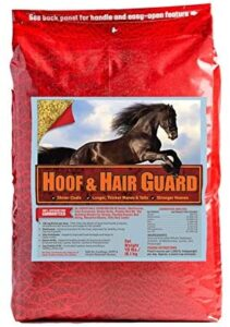 Horse Guard HOOF & HAIR GUARD EQUINE HOOF SUPPLEMENT